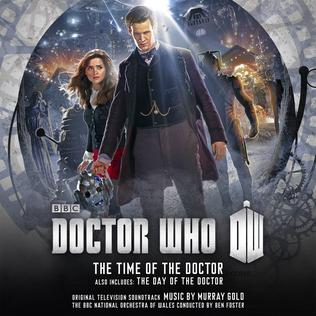 The Time of the Doctor soundtrack