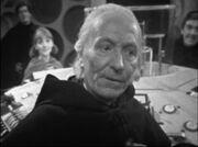 Doctor Vicki Steven Monk in TARDIS Time Meddler