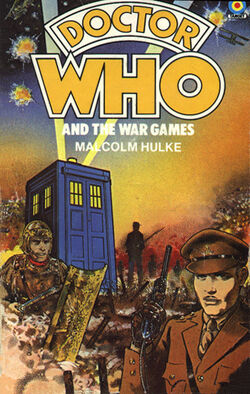War games novel