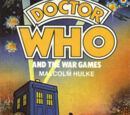 Doctor Who and the War Games (novelisation)
