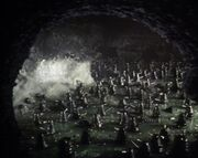 Fronzen Daleks