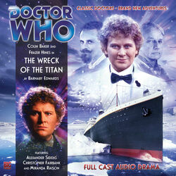 The Wreck of the Titan cover