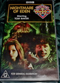Nightmare of Eden VHS Australian cover