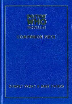 Companion Piece limited edition cover
