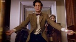 Whistlestop Tour - Doctor Who - The Doctor, the Widow and the Wardrobe - BBC