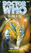 The Mind of Evil VHS UK cover