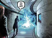 Electric entity twelfth doctor
