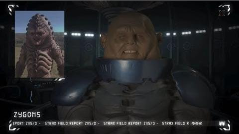 Strax Field Report The Zygons - Doctor Who The Day of the Doctor - BBC One