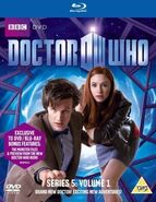 DW S5 V1 2010 Blu-ray UK