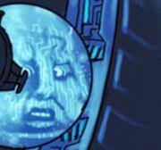 Hologram Sontaran