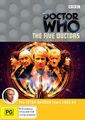 The Five Doctors DVD Australian cover