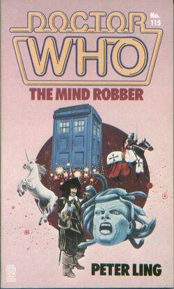 Mind Robber novel