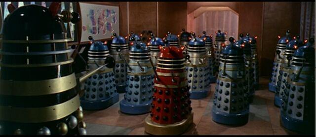 File:Group of Daleks with Black Dalek.jpg