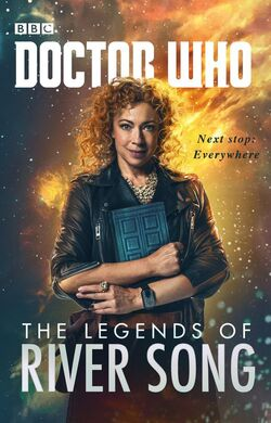 The Legends of River Song cover