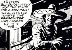Fourth Doctor Funny Hat DWM comics