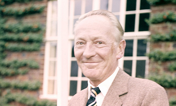 william hartnell in the three doctors