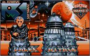 Dalek Attack title screen