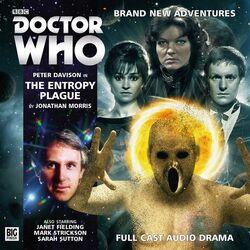 The Entropy Plague cover