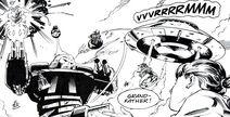 DVTM Robot attacks the Daleks