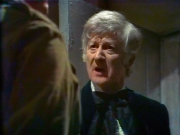 File:Third Doctor Robustly Yells at Collinson.jpg