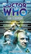 Four to Doomsday VHS UK cover