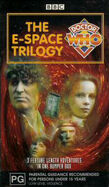 The E-Space Trilogy VHS Australian cover