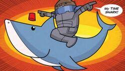 The Time Shark