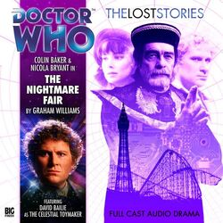 The Nightmare Fair cover