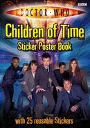 Children in Time Sticker Poster Book