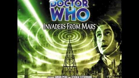 Doctor Who - 028 - Invaders From Mars - Audio Sample