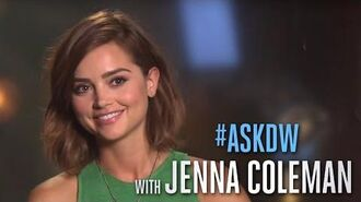 AskDW with Jenna Coleman - Jenna in a Musical! - Doctor Who on BBC America