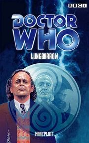 Lungbarrow ebook cover