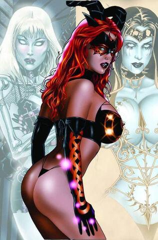 File:Tarot Witch of the Black Rose (HC) Vol 1 1.jpg