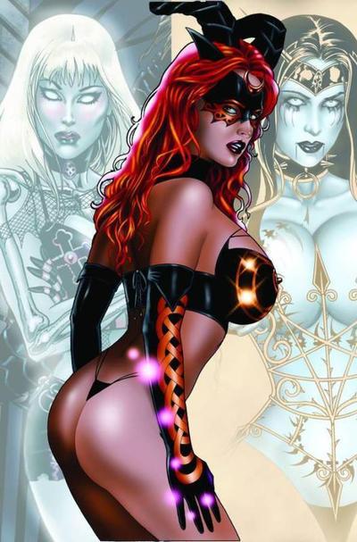 Tarot Witch of the Black Rose (HC) Vol 1 1