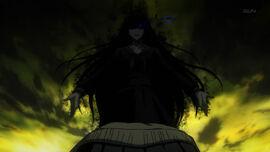 Dark stand over yuuko