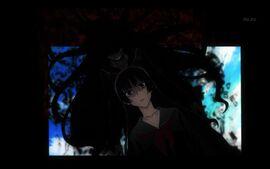 Yuuko dark possesed