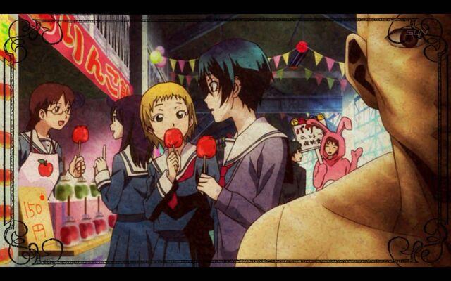 File:Okonogi candy apples with Kirie.jpg