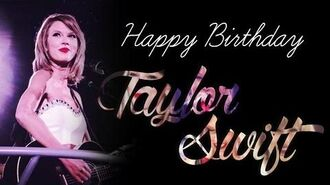 A Poem For Taylor Swift Happy Birthday Taylor! ❤︎ (Thanks For Everything)