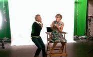 Scared by Ellen
