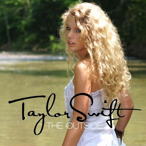 File:The-Outside-FanMade-Single-Cover-taylor-swift-album-14870530-500-500.jpg
