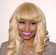 Nicki Minaj sweet