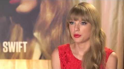 Taylor Swift talks about The Lucky One-0