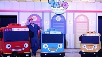 Tayo The Little Bus 2016