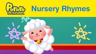 Pororo Nursery Rhymes 27 Mary had a little lamb