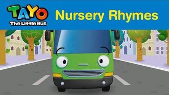 TAYO Nursery Rhymes 28 Wheels On The Bus (Rogi Version)