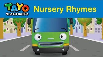 TAYO Nursery Rhymes 28 Wheels On The Bus (Rogi Version)