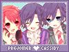Cassidy-pairings