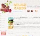 Delish Cards