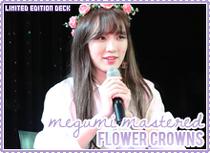 Megumi-onstage le3
