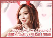 Megumi-onstage 2015advent
